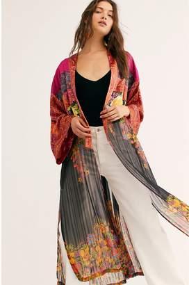 The Young Love Kimono