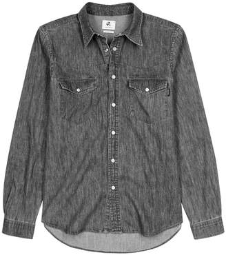 Paul Smith Grey Denim Shirt