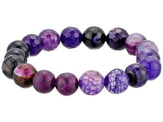 Dee Berkley Sixth Chakra Intuition Gemstone Beaded Bracelet