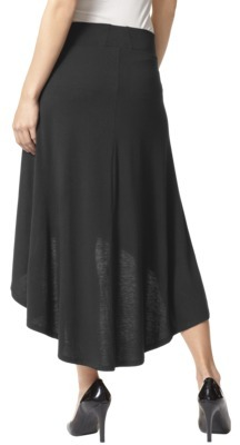 Mossimo Womens Casual High Low Skirt - Assorted Colors