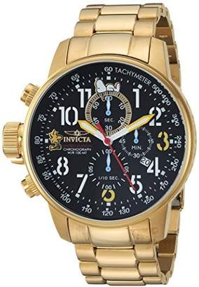 Invicta Men's 'Character Collection' Quartz and Stainless Steel Casual Watch