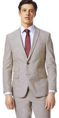 F&F Slim Fit Suit Jacket 36 Chest regular length