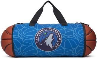 Minnesota Timberwolves Authentic NBA Basketball Duffle Bag
