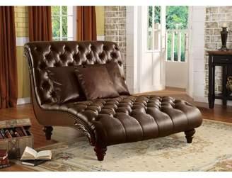 Astoria Grand Munson Upholstered Chaise Lounge Astoria Grand