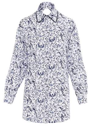 Sirena Paolita La Printed Shirt Multi-coloured