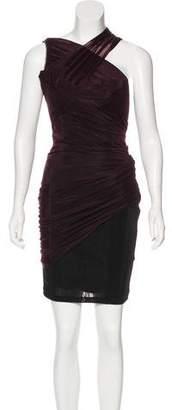 Alexander Wang Sleeveless Ruched Dress