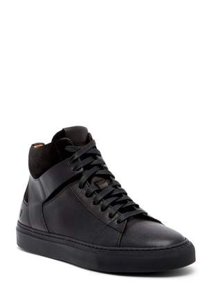 Frye Owen High Top Leather Sneaker