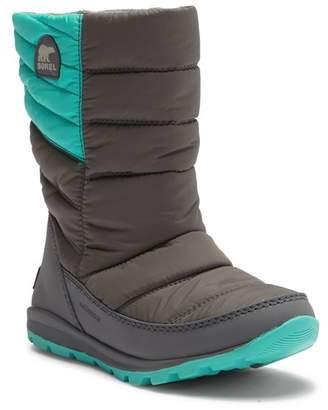 Sorel Whitney Mid-Top Waterproof Boot (Little Kid & Big Kid)