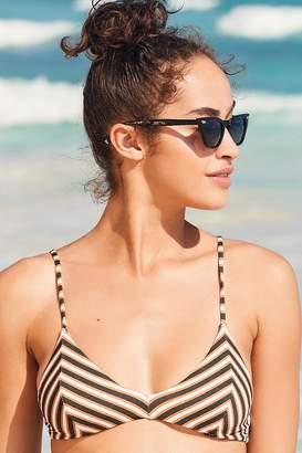 Urban Outfitters Retro Geo Cat-Eye Sunglasses