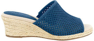 Easy Street Shoes Womens Mandy Wedge Sandals