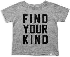 Kid Dangerous Boys' Find Your Kind Shirt - Little Kid