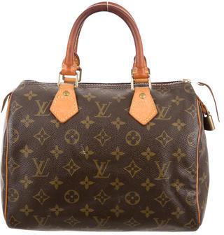 Louis VuittonLouis Vuitton Monogram Speedy 25