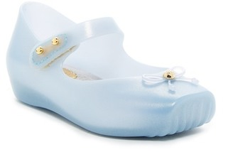 Mini Melissa Mini Ballet Flat (Toddler) $55 thestylecure.com