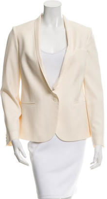 Paul Smith Virgin Wool Blazer $85 thestylecure.com