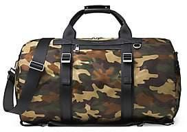 Michael Kors Men's Kent Camo Backpack Duffle Bag