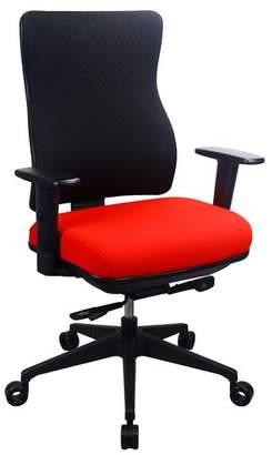 Tempur-Pedic Desk Chair Color : Red
