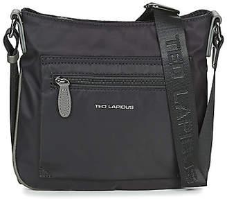 Ted Lapidus RONDA II women's Shoulder Bag in Black