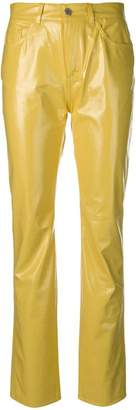 Fiorucci high-waisted trousers