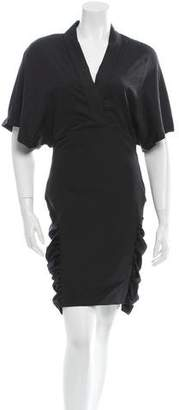 Nomia Surplice Dress w/ Tags