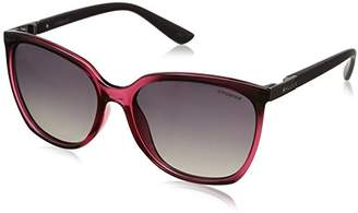 Polaroid women's P8440 Cat-eye Sunglasses