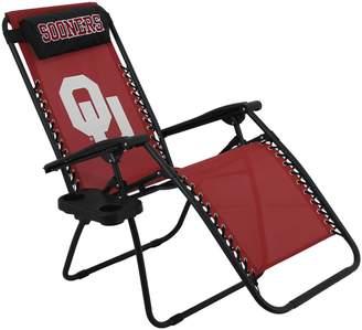 College Covers Oklahoma Sooners Zero Gravity Chair