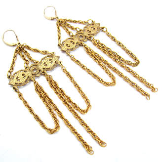 Louise Manna Gypsy Drape Earrings