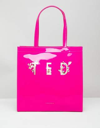 Ted Baker Large Icon Bag in Harmony Floral