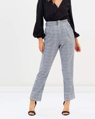 Atmos & Here ICONIC EXCLUSIVE - Jesabelle Tailored Pants