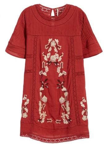 Women's Free People 'Perfectly Victorian' Minidress 2