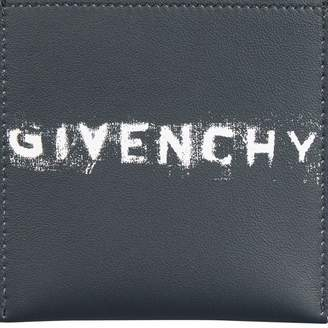 Givenchy Logo Card Holder