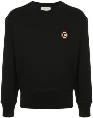 Cerruti logo sweatshirt