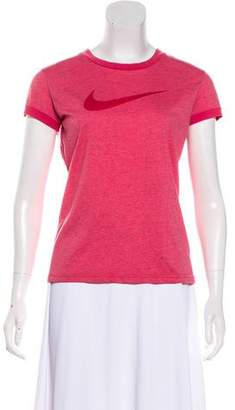 Nike Short Sleeve Casual Top