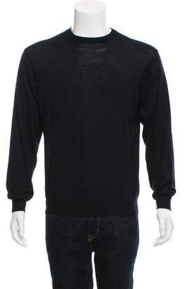 Gianni Versace Lightweight Crew-Neck Sweater