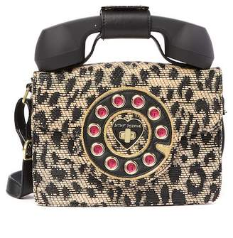 Betsey Johnson The Mighty Jungle Phone Bag