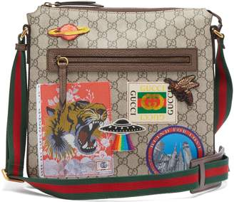 Gucci Courrier GG Supreme messenger bag
