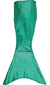 Hampton Mermaid Mermaid Tail-Green