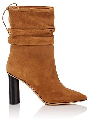 IRO Women's Suede Slouchy Ankle Boots