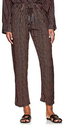 Natalie Martin Women's Bianca Striped Voile Pants