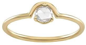 WWAKE Single Nestled Diamond Ring