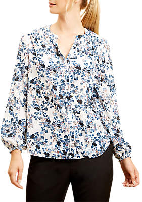 Fenn Wright Manson Serena Top, Midnight Bloom