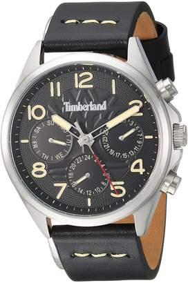 Timberland Men's TBL14844JS02 BARTLETT II Analog Display Analog Quartz Watch