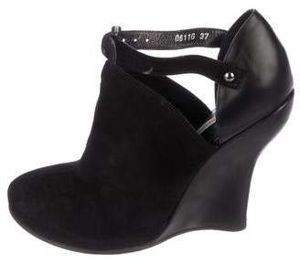 Opening Ceremony Agyness Wedge Booties