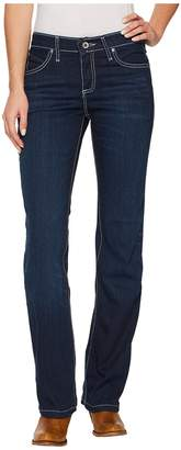 Wrangler Q-Baby Booty Up Jeans Women's Jeans