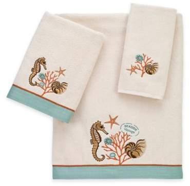 Seaside Vintage Hand Towel
