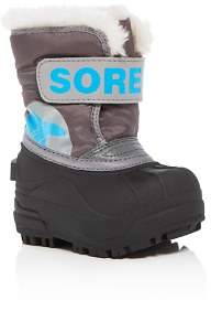 Sorel Boys' Snow Commander Boots - Baby, Walker