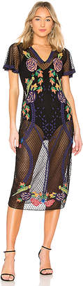 Cleobella X ROCKY BARNES Cooper Dress