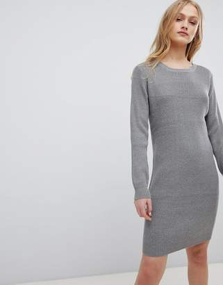 Blend She Mila Fine Rib Knit Dress