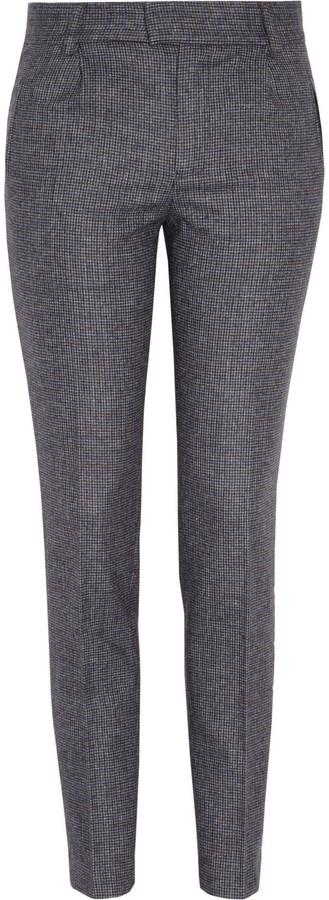 Paul & Joe Gurmand tweed straight-leg pants