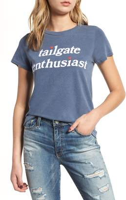 Junk Food Clothing Tailgate Enthusiast Tee