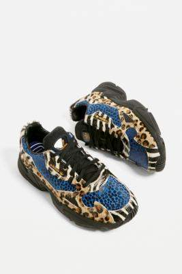 1a02a12db657 Animal Print Trainers - ShopStyle UK